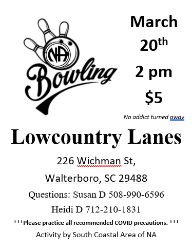 Bowling @ Lowcountry Lanes